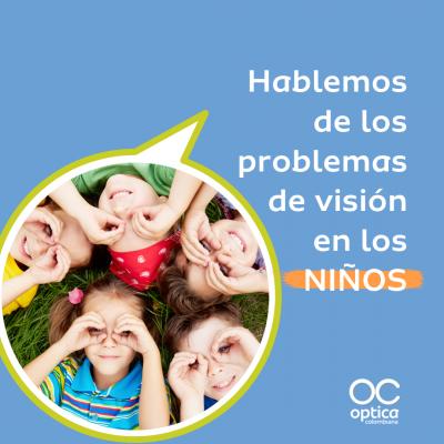 Visión en los niños: Hablemos de Salud Visual